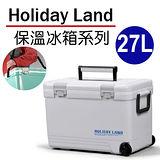 日本伸和假期冰桶-白-27L