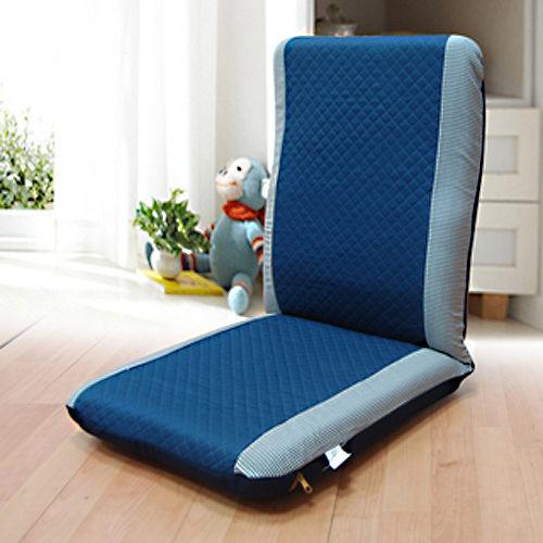 KOTAS  舒適 高背和室椅(深藍)