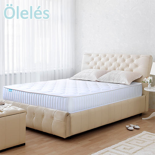Oleles 歐萊絲 抗菌防蹣天絲彈簧床墊