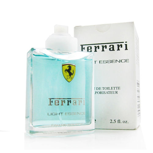 FERRARI 法拉利 氫元素 淡香水75ml【TESTER】