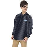【SAIN SOU】吸濕排汗長袖polo衫(中性款)T26405