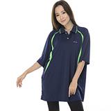 【SAIN SOU】MIT吸濕排汗短袖POLO衫T26410