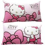Hello Kitty 蝴蝶結系列-大美式枕(1入)