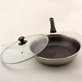 台灣好鍋藍水晶享樂鍋(32cm 平底鍋)