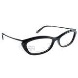 BOTTEGA VENETA光學眼鏡 (黑色) #BV153 AQM