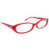 agnes b. 光學眼鏡 (圓點紅色) #AB2064 MR