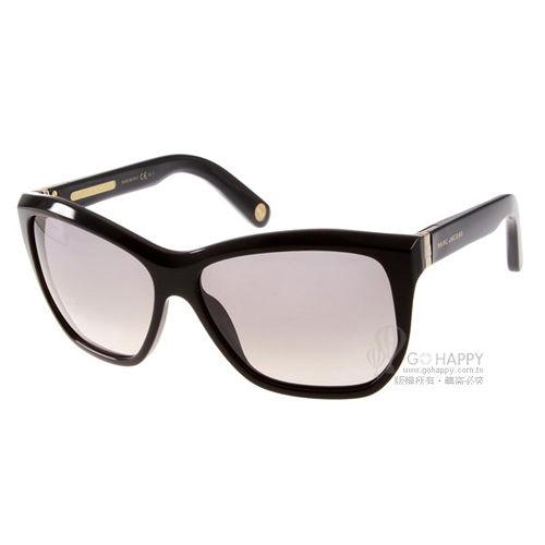 MARC JACOBS太陽眼鏡 (歐美黑) # MJ464S 807VK獨家貓眼設計款
