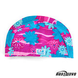 【Heatwave 熱浪】 高彈力萊克泳帽(2頂-花色)
