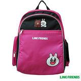 【LINE FRIENDS】MIT 成長型護脊書包(C款 可愛兔兔)