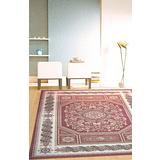 【范登伯格】雅典娜★150萬針超高密度高品質地毯-紅色160x230cm