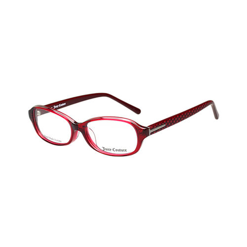 Juicy Couture-光學眼鏡 (透明紅色)JUC3017J-95S