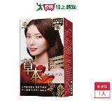 依必朗草本護髮染髮霜-6咖啡棕