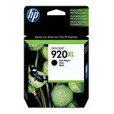 HP 920XL 原廠黑色墨水匣(CD975AA)
