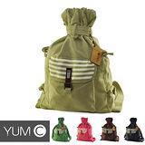 美國Y.U.M.C. Melrose休閒系列Veshmeshok Rucksack 帆布束口袋後背包