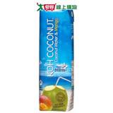 酷椰嶼 椰子芒果汁 1L