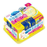 日本KOSE 玻尿酸深層優白面膜30入