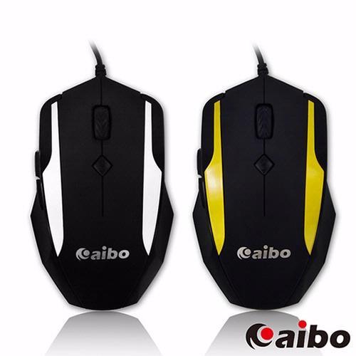 aibo S618 六鍵式高解析USB有線光學滑鼠 ..