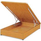 日式量販 基本簡約3.5尺單人掀床(三色可選)