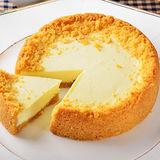 【艾波索】原味無限乳酪派6吋(480g)