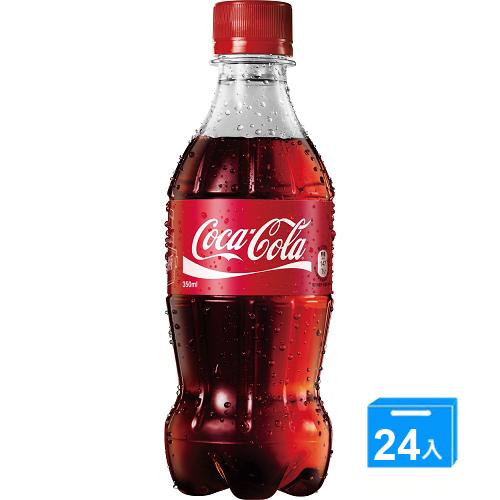 可口可樂350ml*24