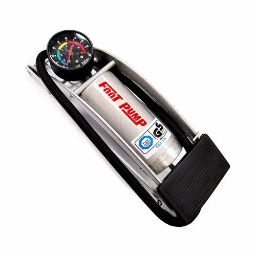 YARK 行家耐用型單管打氣機《免運》 (腳踏車|輪胎|充氣機)