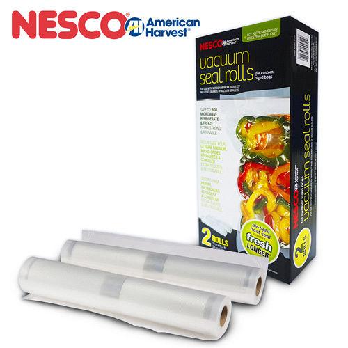 美國 Nesco American Harvest 真空包裝袋 捲裝4入 VS-04R