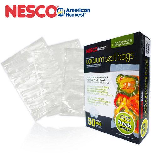 美國 Nesco American Harvest 真空包裝袋 袋裝100入 VS-05B