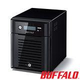 BUFFALO 企業級NAS 4bay雲端硬碟(TS5400D)-空機