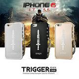 韓國TRIGGER機器手臂iPhone 6 鋁合金手機殼+金屬背蓋(升級版)