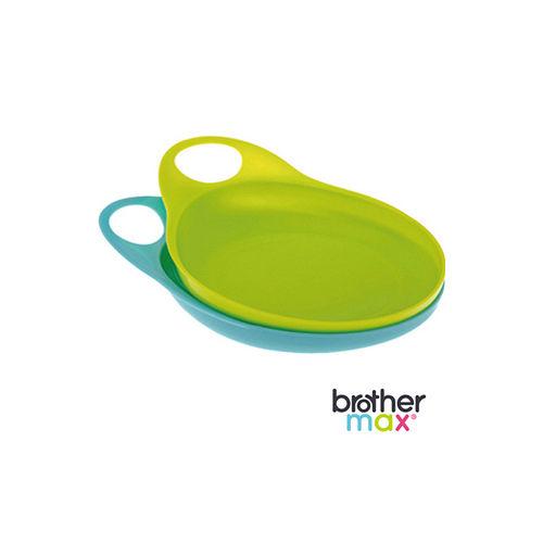 英國 Brother Max 輕鬆握餐盤 - 藍 ( 2 入)
