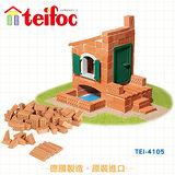 【德國teifoc】益智磚塊建築玩具(TEI4105)
