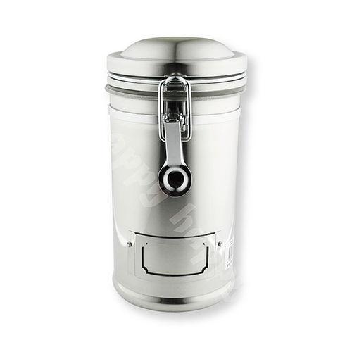 寶馬牌不銹鋼密封罐郵筒式1100ml專利內容物品名插卡