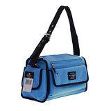 Ralph Lauren 時尚實用側背包(藍)
