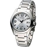 星辰 CITIZEN 光動能時尚腕錶 FE6030-52A