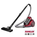 SANLUX台灣三洋 吸力不衰減光觸媒吸塵器 SC-WV01