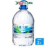 統一水事紀麥飯石礦泉水5000ml*2