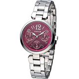 星辰 CITIZEN WICCA 英倫龐克風時尚腕錶 BH7-415-93