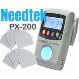 [ Needtek PX-200 打卡鐘 感應式 ] RFID 用鑰匙圈形感應卡 台灣製造 非 Corona PX-300 ~送卡片20張+1紙捲