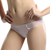 【LADY】莉莉思 沁涼系 低腰三角褲(藕粉色)