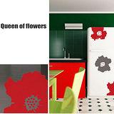 【ORIENTAL創意】Queen Flowers