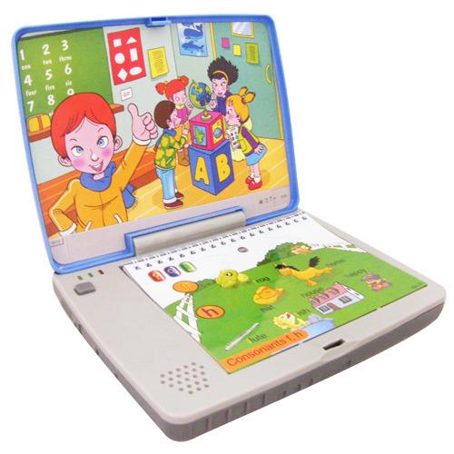 《樂兒學》音標小天才互動遊戲英文學習機