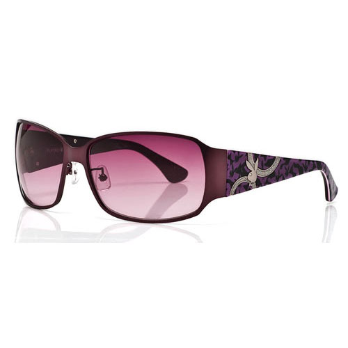 PLAYBOY-時尚太陽眼鏡(紅色)PB81015-M7