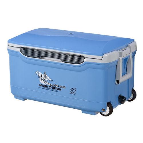 百貨通 休閒冰箱-32L(附輪)