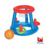 《購犀利》Bestway 24吋水陸兩用充氣籃球附框