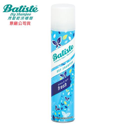Batiste秀髮乾洗噴劑-玩酷中性200ml