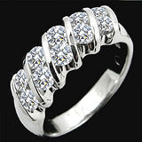 MANSTYLE 十全十美 1.00ct 鑽石戒指