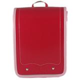 【VISO】寶貝之翼 MiNi 系列 手工護脊背包 - 蘋果紅(東京限定版)