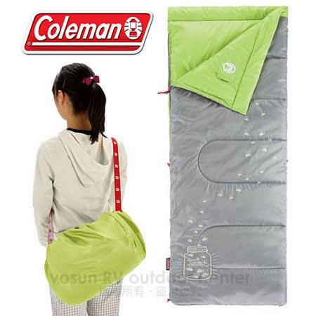 美國 Coleman 夜光型兒童睡袋/7度C