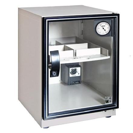 收藏家 DX-58W加強型主機藥食品專用電子防潮箱 46公升