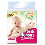 HUGGIES好奇 厚型柔潤嬰兒濕巾-綠茶 80抽x18包/箱